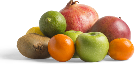 Blandt frugt